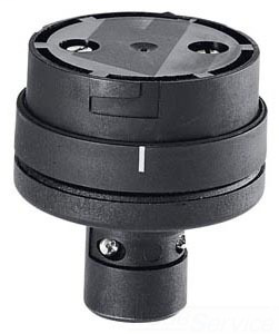 SIEM 8WD4208-0AA TERMINAL BASE FOR UBE MOUNTING