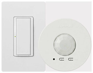 Ceiling Vacancy Sensor and Switch