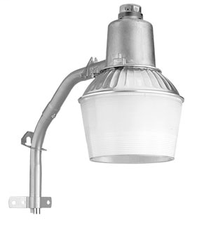 Security light, 100 watt metal halide, lamp included, 120V, SKU - 140TGC