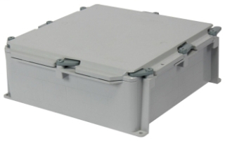 SCE 277008 12X12X4 PVC JUNCTION BOX