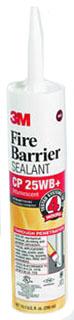 MMM CP25WB+ TUBE FIRE BAR CLK(MSDS)