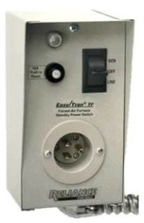 REL TF151W EASY/TRAN TRANSFER SWITCHES