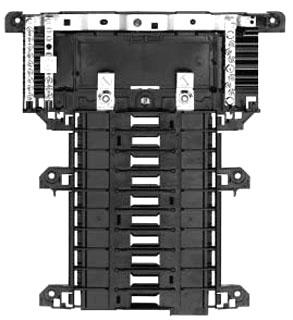 SQD QON330L200I OEM BASE ML 240V 120A 3PH 30SP W/NETURAL
