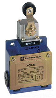 SQD XCKM115 LIMIT SWITCH 240VAC