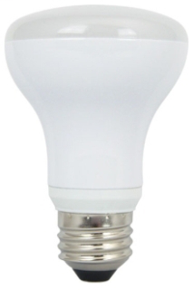 TCP LED8R20D27K DIMMABLE 8W SMOOTH R20 2700K *POSSIBLY REBATEABLE*