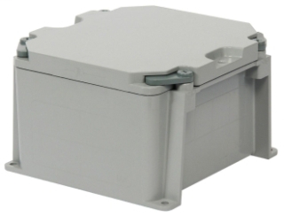 SCE 277004 6X6X4 PVC JUNCTION BOX