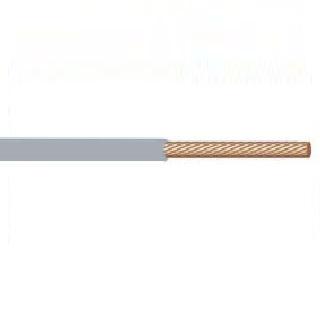 CORD MTWX189 18MTW STR GRAY WIRE