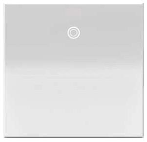 ADO ASPD1532W8 15A Paddle Switch White *Discontinued* Use ASPD1532W4
