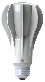 GEL LED12DA21FE/830FE 12W LED A21 ENCLOSED FIXTURE 3000K LAMP 04316873384