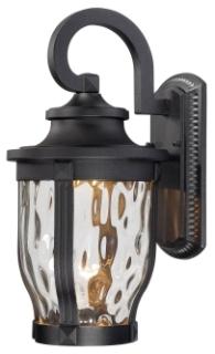 MINK 8762-66-L MERRIMACK 1 LIGHT LED WALL MOUNT BLACK