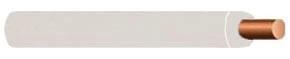 COPW THN121 12 THHN SOL WHITE COP W 500 FT SPOOL