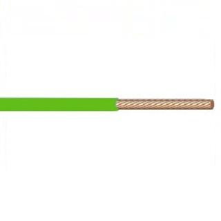 CORD MTWX186 18 MTW STR GREEN WIRE