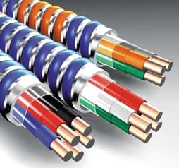 AFC 1758 12/2 STR MC CABLE 250FT STEEL JACKET
