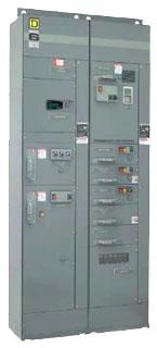 SQD 8998SFF100 100 FUS CTRL CTR
