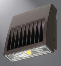LUM XTOR4B CROSSTOUR LED WALL PACK 26W 5000K 120/277V BRONZE