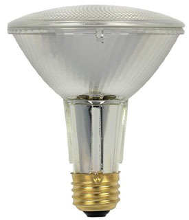 WES 3684200 60 WATT PAR30 LONG NECK ECO-PAR PLUS HALOGEN FLOOD LIGHT BULB