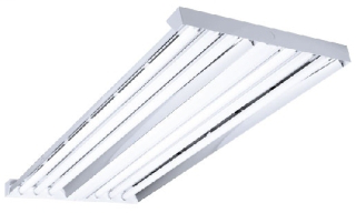 Fluorescent High Bay Light Fixture