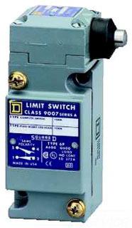 SQD 9007C54G LIMIT SWITCH 600V