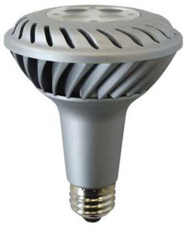 GEL LED10P3LS830/24 10W PAR30 LED LONG NECK LAMP 04316875614