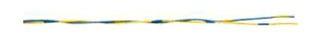 GCBL 2113054 1PR CRSCNCT BL/WH 1000SP