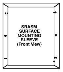 BERK SRASM SFC MOUNTING SLEEV