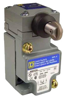 SQD 9007C52F LIMIT SWITCH 600V