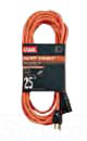CARO 03327.63.04 25FT 16/3 SJTW ORG OUTDOOR CORD