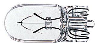 AMB 9728 WEDGE BASE 5W INC LAMP-CL-12V