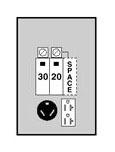 MWP U041C 70A SURFACE UNMTRD 30/20