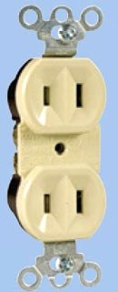 Straight Blade Receptacle