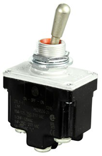 SEL 2TL1-7 2P TOGGLE SWITCH