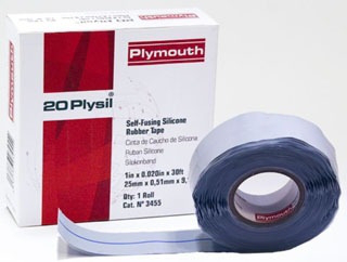 PLYR 03455 1X30FT SILICONE TAPE
