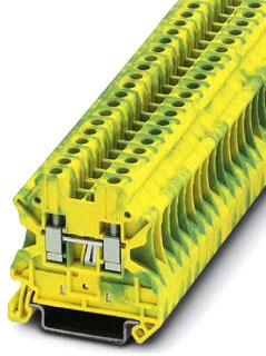 PHNX 3044128 UT 4-PE GROUNDING TERMINAL BLOCK