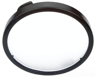 SEG 9414-12 LX DISK LIGHT GLASS DIFF TRIM