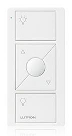 LUT PJ2-3BRL-LA-L01R PICO FOR CASETA WALL DIMMER IN LIGHT ALMOND