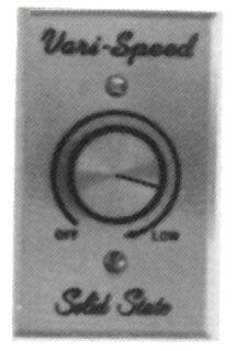 AIR 485210 FAN SPEED CTRL 1-6 FANS KBWC-16K 6 AMP
