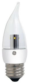 GEL LED4DCAM-C3/827 LED CANDLE 04316821250