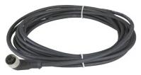 SQD XZCP1241L2 2M 4PN CONNECTOR CB