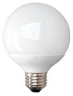 GEL LED7DG25-W3/827 LED GLOBE 04316821255