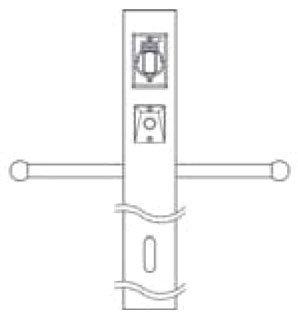 KICH 49952BK GROUNDED CONVIENCE OUTLET (GCO