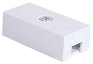 SEG 9459-15 MINI WIRING COMPRTMENT/SPLICER WHITE