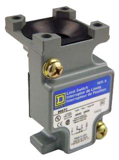 SQD 9007CO52 LIMIT SWITCH PLUG IN