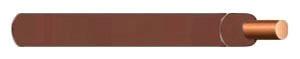 COPW THN125 12 THHN SOL BROWN COP W 500 FT SPOOL