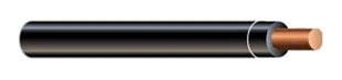 COPW THN120 12 THHN SOL BLACK COP W 500 FT SPOOL