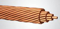 COPW BCX000 3/0 STR BARE COPPER 500'