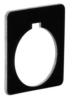 SQD 9001KN800 BLANK LEGEND PLT