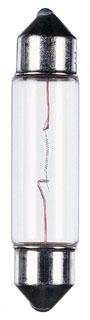 AMB 97118-32 FESTOON LAMP - 5W CLEAR - 12V