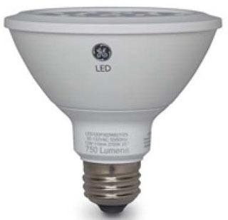 GEL LED12DP30RW83040 12W LED PAR30 04316842131