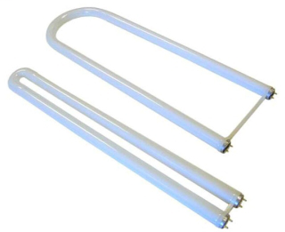 U Bent Fluorescent Lamp