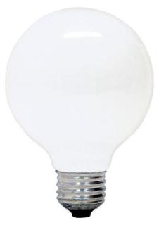 GEL 25G25W 25W G25 LAMP 04316812982